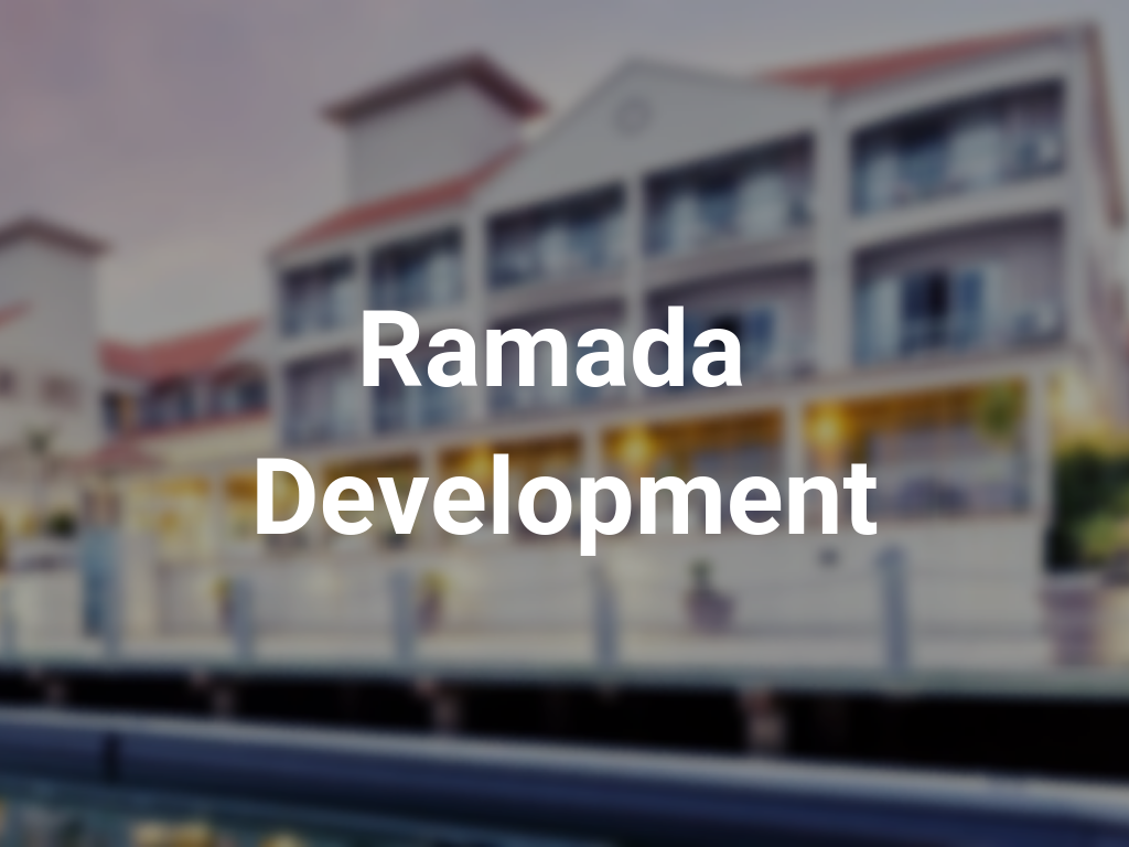 ramada development image
