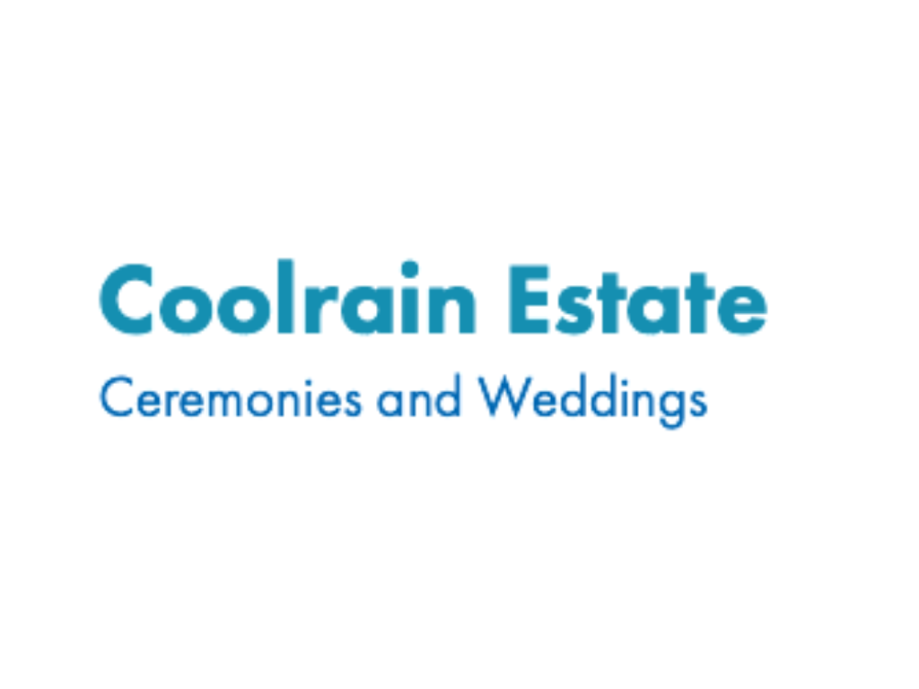 coolrain estate wedding venue logo