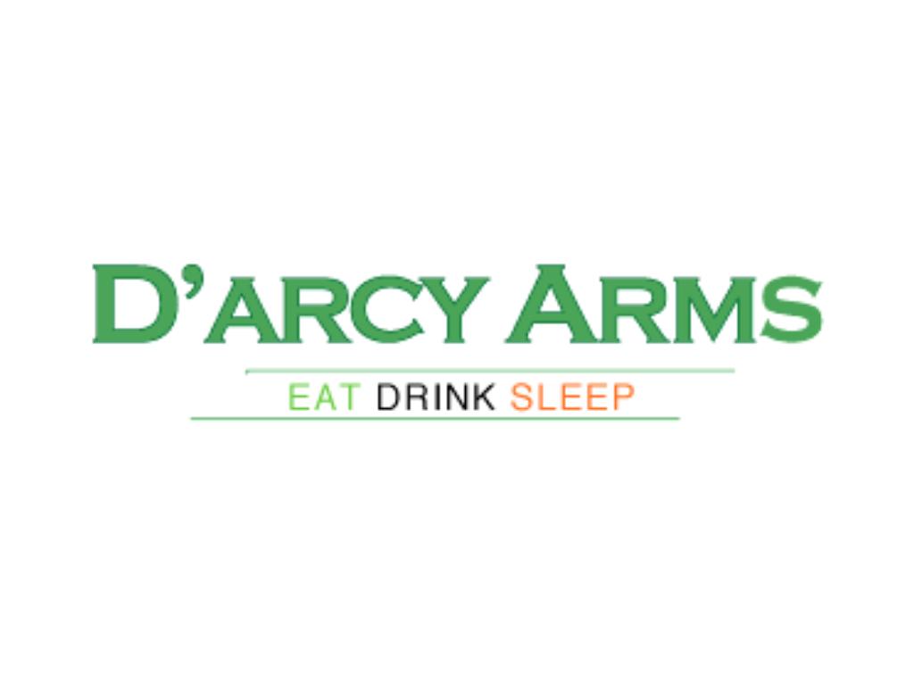 d'arcy arms pub logo