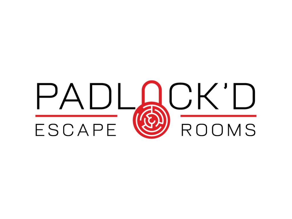 padlock'd logo