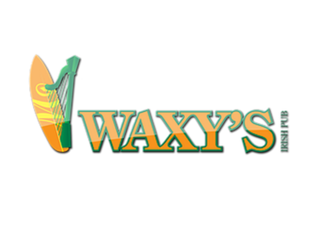 waxy's irish pub logo
